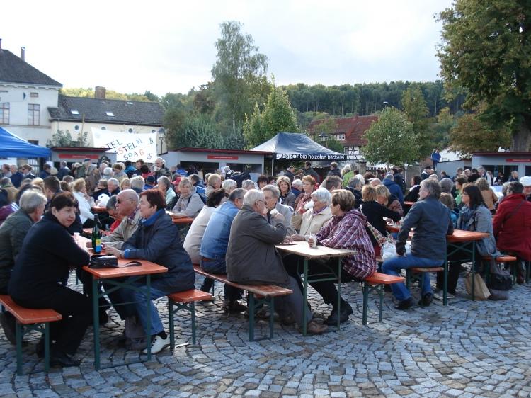 Walkenrieder Klostermarkt 2012
