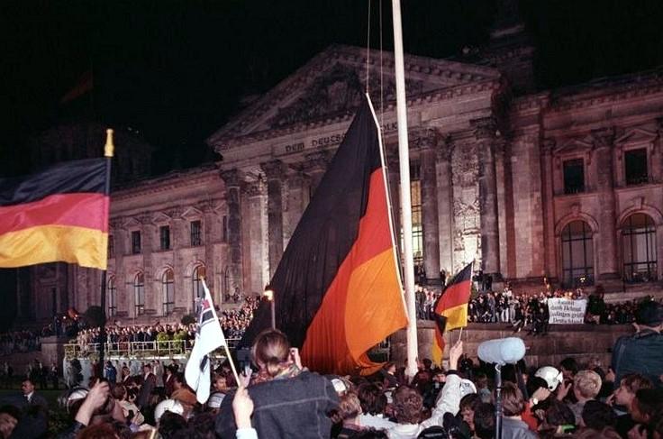 Wiedervereinigung Deutschlands