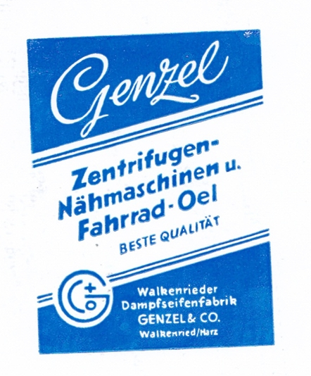 Zentrifugen-, Nähmaschinen- und Fahrradöl