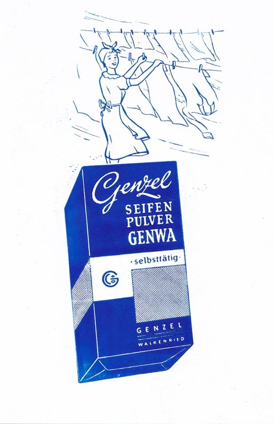 Seifenpulver GENWA