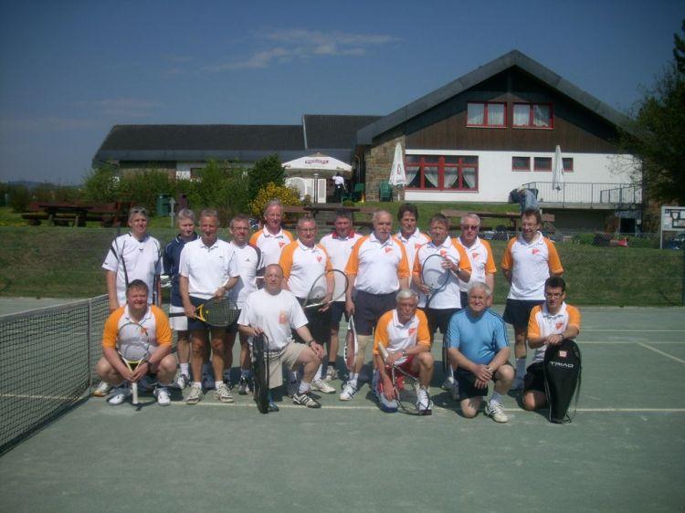 Eröffnungsturnier 2012 des Tennisclubs Walkenried