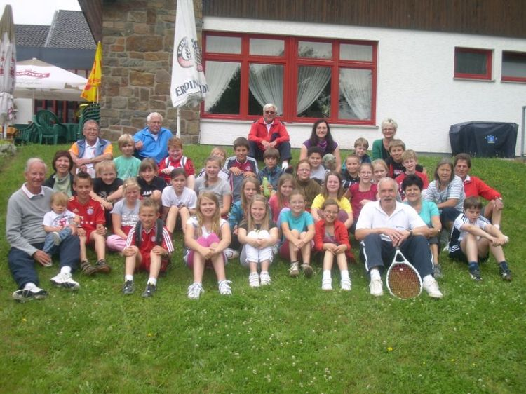 Kinderturnier 2012 des Tennisclubs Walkenried
