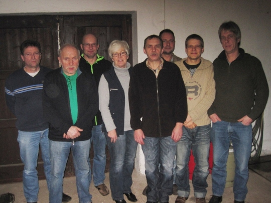 Vorstand der Sportfischer