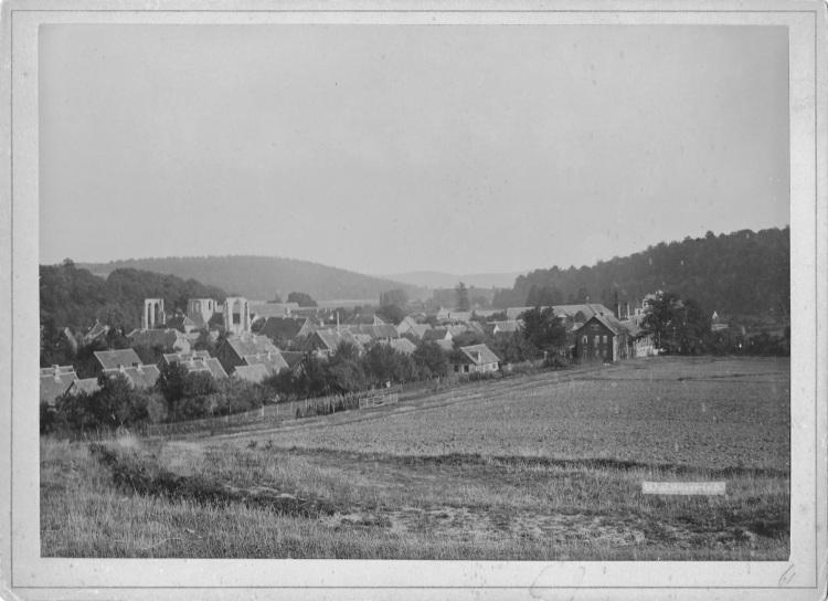 Walkenried um 1890