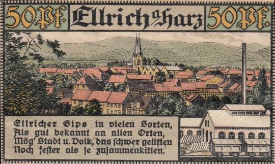 Notgeld Ellrich