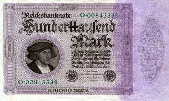 100.000 Reichsmark