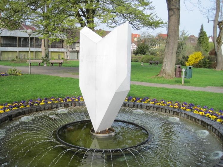 Gipsbrunnen