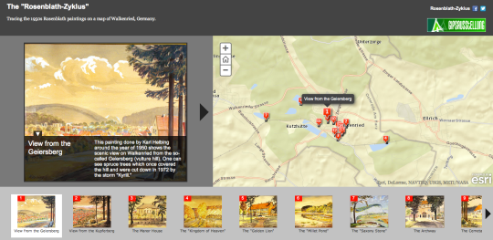 Rosenblath-Map