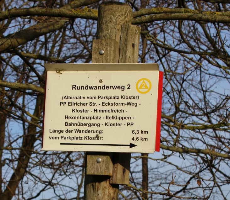 Harzklub-Schilder