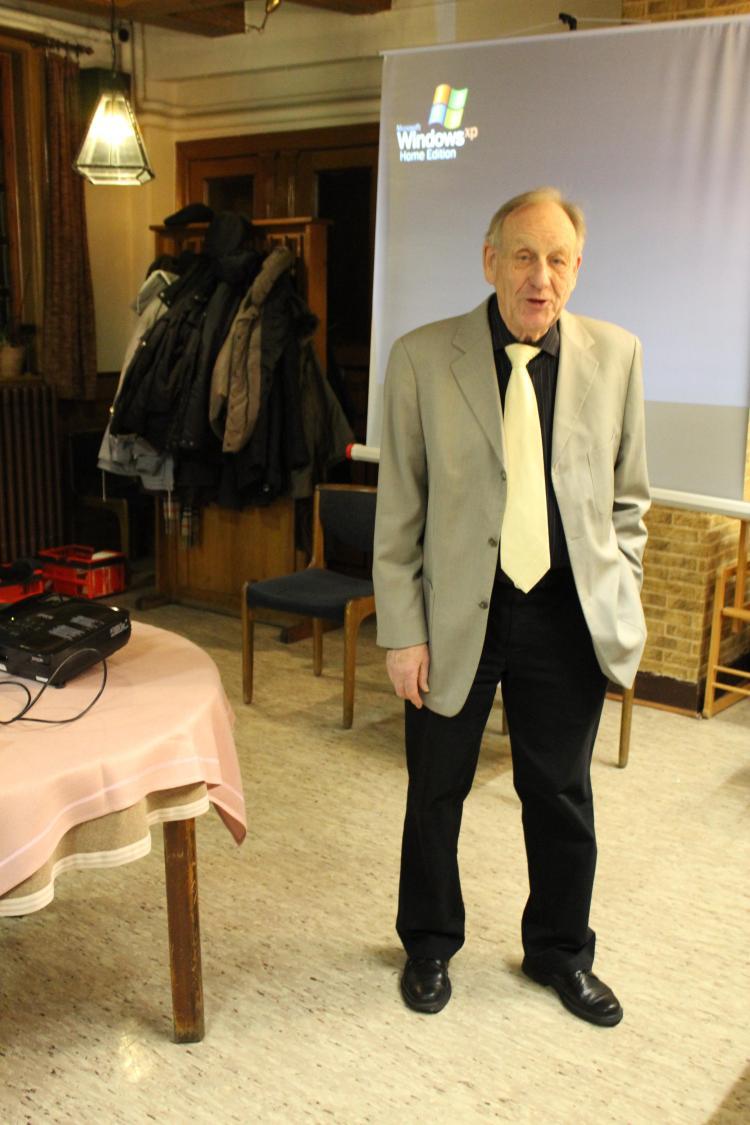 Fritz Reinboth