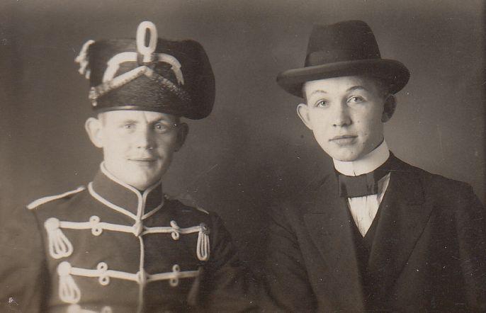 Fritz und Karl 1914