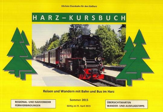 Harzkursbuch 2015