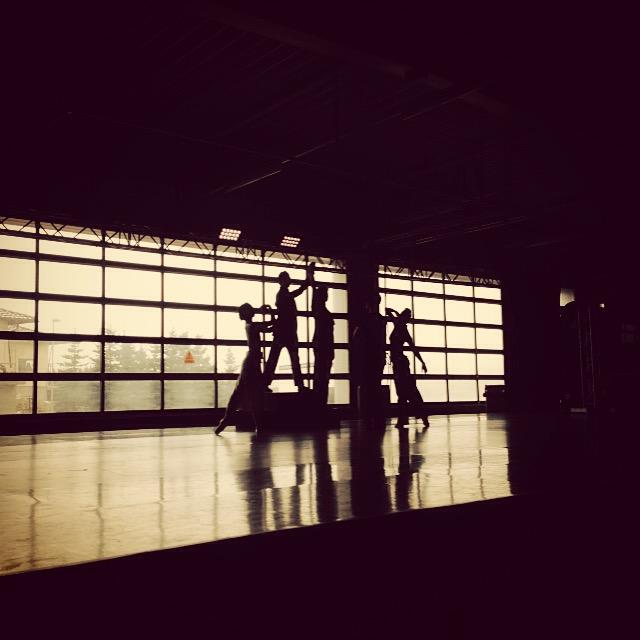 Tanzprobe