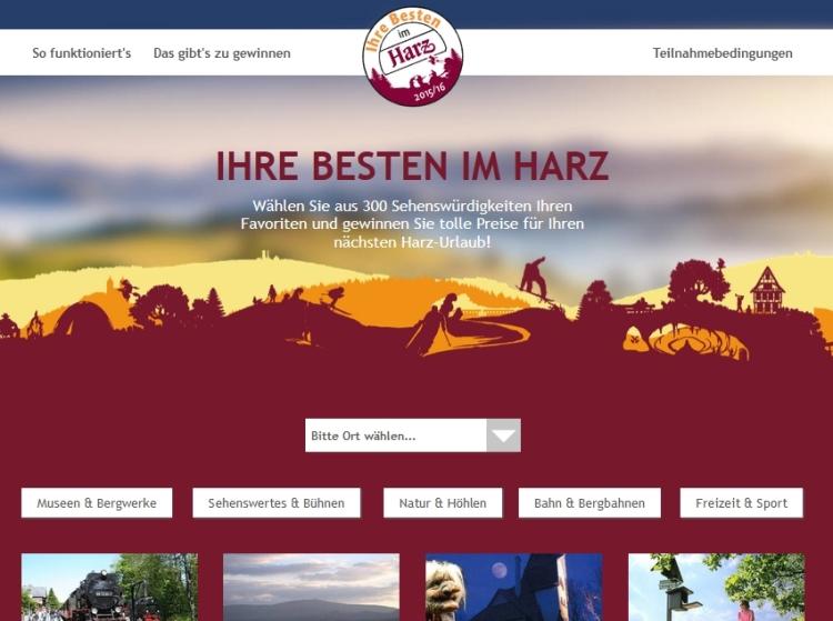 Ihre Besten im Harz