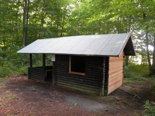 Tlusty-Hütte