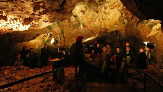 HöhlenErlebnisZentrum Bad Grund