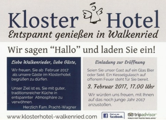 Kloster-Hotel Walkenried