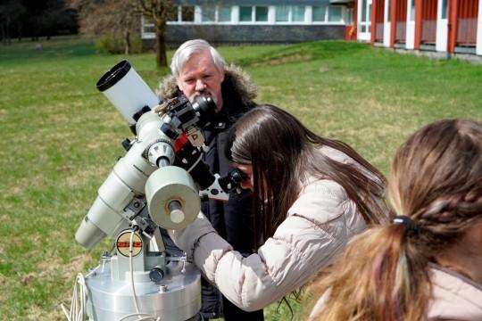 Astronomie Kinder