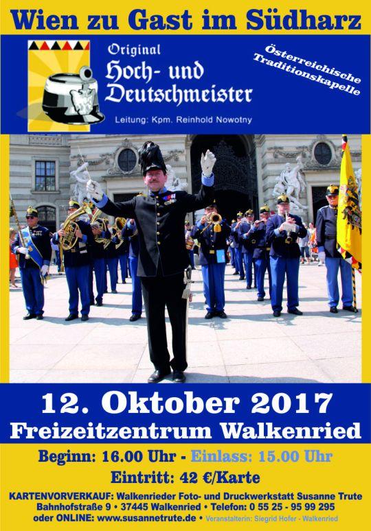 Wien zu Gast im Südharz