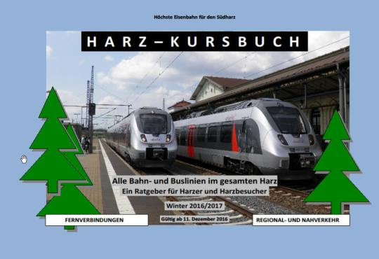 Harzkursbuch