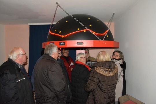 Mini-Planetarium