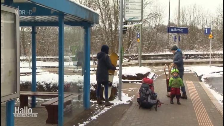 Busbahnhof Walkenried
