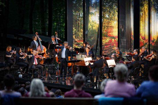Philharmonisches Kammerorchester Wernigerode bei Theaternatur2018