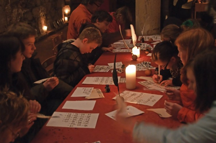 Kloster-Schreibwerkstatt