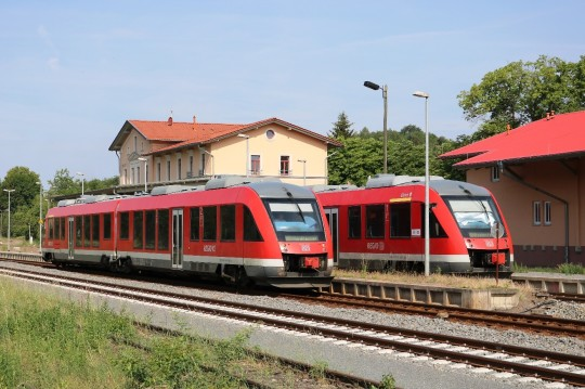Bahnhof Ellrich